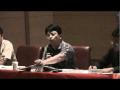 十二年國教人才培育規劃座談會-許又仁理事長發言