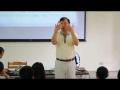 吳忠泰副理事長 說明年金改革