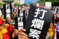 2013-525五萬教師凱道靜坐:打爛案 救改革